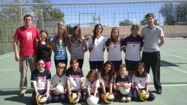 Equipo de Voleibol