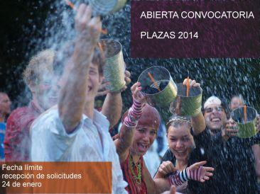 apertura de convocatoria 2014
