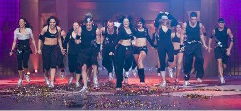 Concurso de baile 2014
