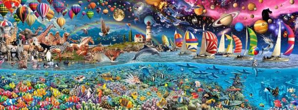 Vida (24.000 piezas)