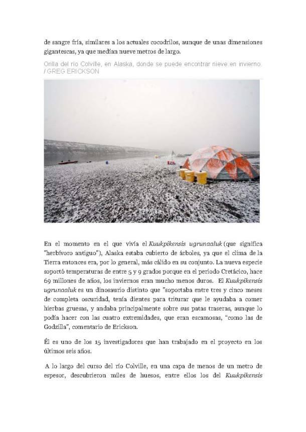 Sergio Ramos Cortinas 6B_Descubierto un dinosaurio de clima frío_Page_2
